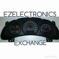 2000 2005 CHEVY IMPALA MONTE CARLO INSTRUMENT  CLUSTER EXCHANGE with  TACH