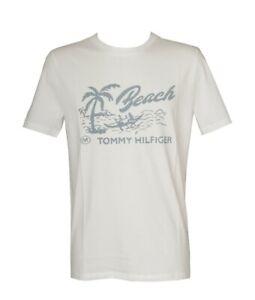 T-shirt uomo manica corta maglietta girocollo TH TOMMY HILFIGER articolo UM0UM02