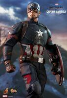 Hot Toys 1/6 MMS536 - Avengers: Endgame - Captain America