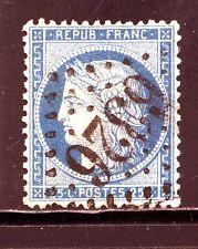 FRANCE  N° 60 GC 6326 . VARIETE: bleu terne grisâtre. TRES BEAU