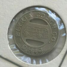 Elyria Ohio OH Elyria Coach Co Transportation Token