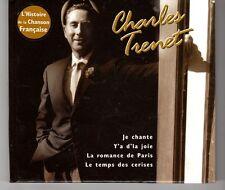 (HG869) Charles Trenet, L'Histoire de la Chanson Francaise - 2000 CD