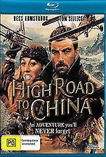 *New & Sealed* High Road To China (Blu-ray, 2013) Rare, Umbrella Region B AUS