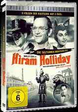 Die seltsamen Abenteuer des Hiram Holliday * DVD Kult Serie Pidax Neu Ovp