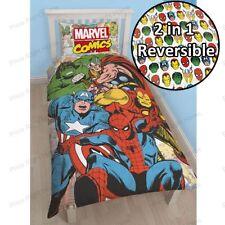 Parures et housses de couette multicolores coton mélangé pour chambre à coucher