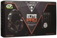 GUT: Headset Turtle Beach Elite Pro Tournament Gaming-Kopfhörer PS4 Xbox One PC