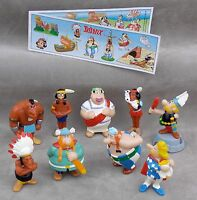 Überraschungsei Figuren Asterix in Amerika Auswahl mit BPZ UeEi Ferrero