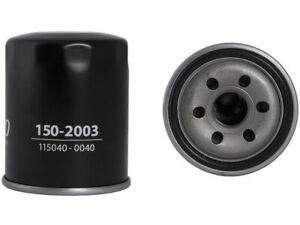 For 1982, 1984-1985 Plymouth Reliant Oil Filter Denso 46227WP