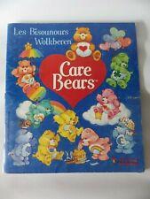 Album PANINI 1985 Care Bears bisounours 145/216 stickers Français & Néerlandais
