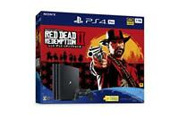 PlayStation 4 Pro Red Dead Redemption 2