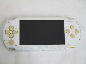 F781 Sony PSP 1000 console Ceramic White Handheld system Japan x