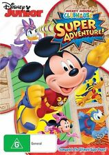 Mickey Mouse Clubhouse - Super Adventure! ( DVD )