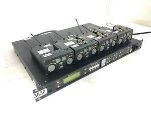 Telex Radiocom BTR-800/TR-825 B4 band Wireless Intercom System #3830 (One)