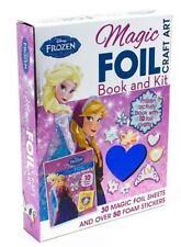 Magic Foil: Disney Frozen Magic Foil Craft Art by Parragon Books Ltd (2016, Pap…