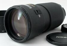 EXCELLENT+5 Nikon AF NIKKOR 80-200mm F/2.8D ED Zoom Lens w/Hood, Caps FROM JAPAN