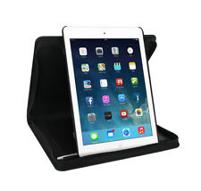 "Filofax Pennybridge Tablet Cover Case Leather Black For iPad Air & 9.7"" Devices"