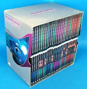 STAR TREK - THE NEXT GENERATION - COFANETTO - DVD - COMPLETO
