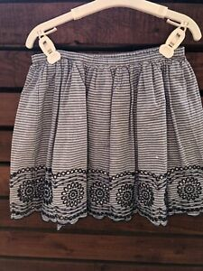 Gap girls age 10-11 years summer skirt, immaculate clean condition