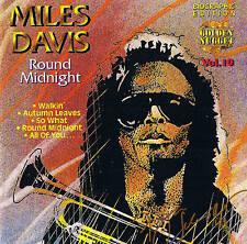 """Miles Davis """"round Midnight"""" world-jazz CD NEUF & OVP Cosmus DSB"""