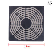 Dustproof 150mm Mesh Case Cooler Fan Dust Filter Cover Grill for PC Computer