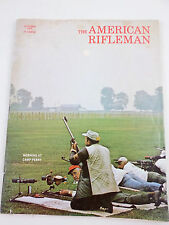 VTG American Rifleman Magazine October 1973 - Camp Perry - 1970s Gun Laws