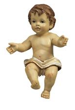 Bambinello Gesù Bambino in resina cm. 16 by Paben