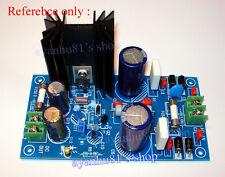 LT1083/1085 Low Noise Adjustable Linear Regulated Power PCB Soft Start