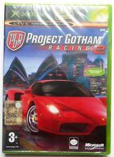 PROJECT GOTHAM RACING 2 XBOX EDIZIONE ITA NUOVO SIGILLATO