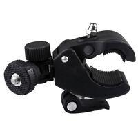 Bike Handlebar Tube Clamp Roll Cage Clip Mount  For SLR Cameras Digital Cameras