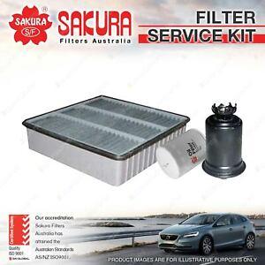 Oil Air Fuel Filter Service Kit for Proton Jumbuck C97P M21 C99D 1.5L 1.8L 4Cyl