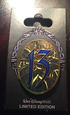 DISNEY pin event 13 reflections of evil Chernabog Villains countdown mirror