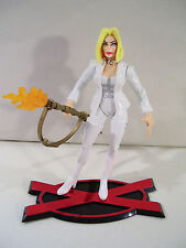 NWOB MARVEL X-MEN GENERATION X WHITE QUEEN ACTION FIGURE 1996 TOY BIZ