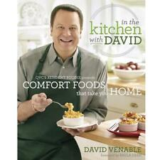 Comfort Foods That Take You Home in The Kitchen With David Cookbook