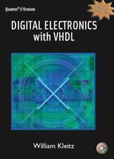 Digital Electronics with VHDL [Quartus II Version]
