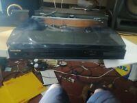 Technics SL-J110 R DC Servo Automatic Turntable System Hi-fi deck (531)