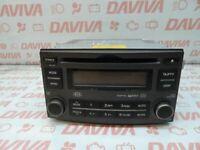 KIA CARENS MK2 2006-2012 AM FM RADIO COMPACT CD DISC MP3 PLAYER HEAD UNIT