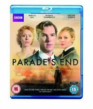 Parades End [Blu-ray] [DVD][Region 2]