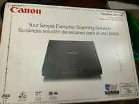 NEW Canon CanoScan Lide 300 Document and Photo Flatbed Scanner 2400 x 2400 dpi