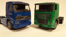 tractoras Volvo y Daf Joal 1 50 solozugmaschine ruedas direccionales. NO TEKNO