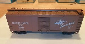 Athearn HO Scale Canadian Pacific 5005 CP 40' BOXCAR #24749