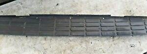 96-01 Chevy Blazer Rear Bumper Plastic Insert Upper Step Scuff Pad Protector