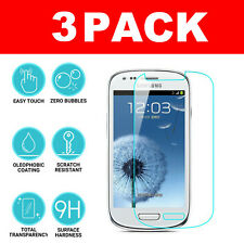 For Samsung Galaxy S3 Mini Tempered Glass Screen Protector - CRYSTAL CLEAR