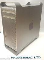 Apple Mac Pro 3.1 2 x 3.0 GHZ QUAD CORE NO GRAPHICS NO HDD NO RAM ( ONE TRAY )