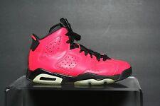 Nike Air Jordan VI 6 Infrared Toro 4Y Youth Basketball Multi Bred Athletic Hip