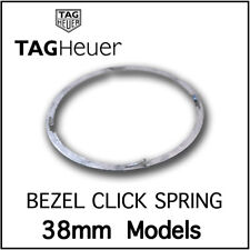 Rotating Bezel Click Spring Stainless Steel Swiss Made For TAG Heuer 38mm Models