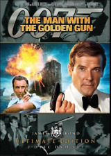 James Bond - The Man With The Golden Gun (Ultimate Edition 2 Disc Set)  [DVD] [1