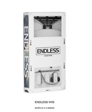 Frank Ocean ENDLESS Limited Edition VHS (SOLD OUT)
