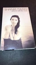 Shania Twain - You're Still The One Country Cassette VTG Rare