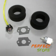 Air Filter Fuel Line Tune Up Kit for MTD Ryobi Trimmer Brushcutter 791-682039