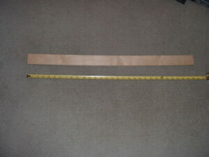 1 replacement wood slat for Ikea Sultan Luroy 19154 queen size bed base